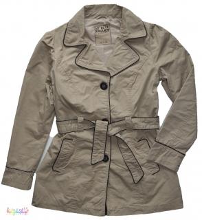 C A drapp vászon kabát 164  5-Újszerű empty 1aa1366436