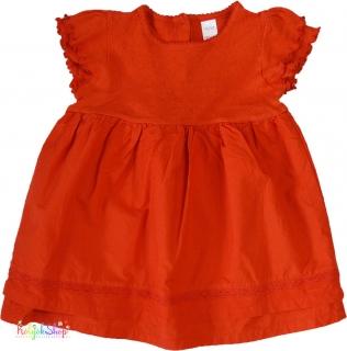 Next piros ruha 80  4-Hibátlan empty 89104ff14c