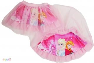 Disney Jégvarázs rózsaszín tüll szoknya 110-116  6-Új empty 07fe3b51ca