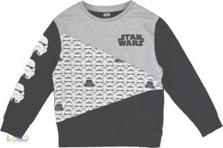 Rebel Star Wars fekete-szürke pulóver 8-9év  4-Hibátlan empty e1bb0c0d87