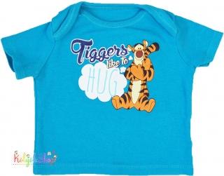 Disney Tigris kées-zöld póló 62-68  4-Hibátlan empty 7ff43a7fde